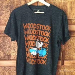 Woodstock Repeat Mens Tri-Blend Tee